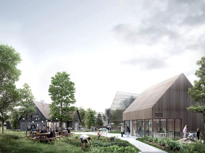 Helsinge Nord – fremtidens landsby