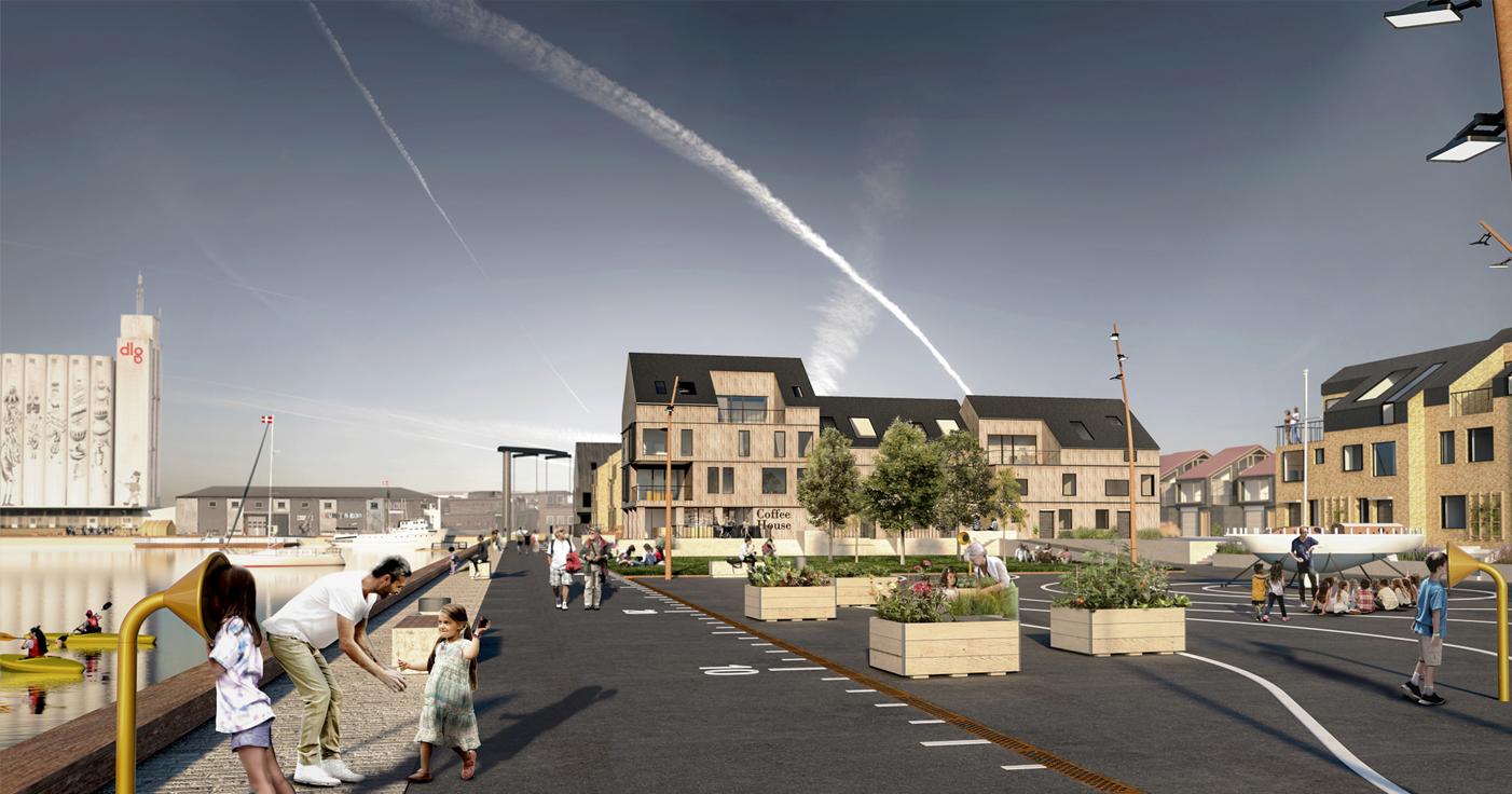 Det største og mest ambitiøse byudviklingsprojekt i Struer Kommune