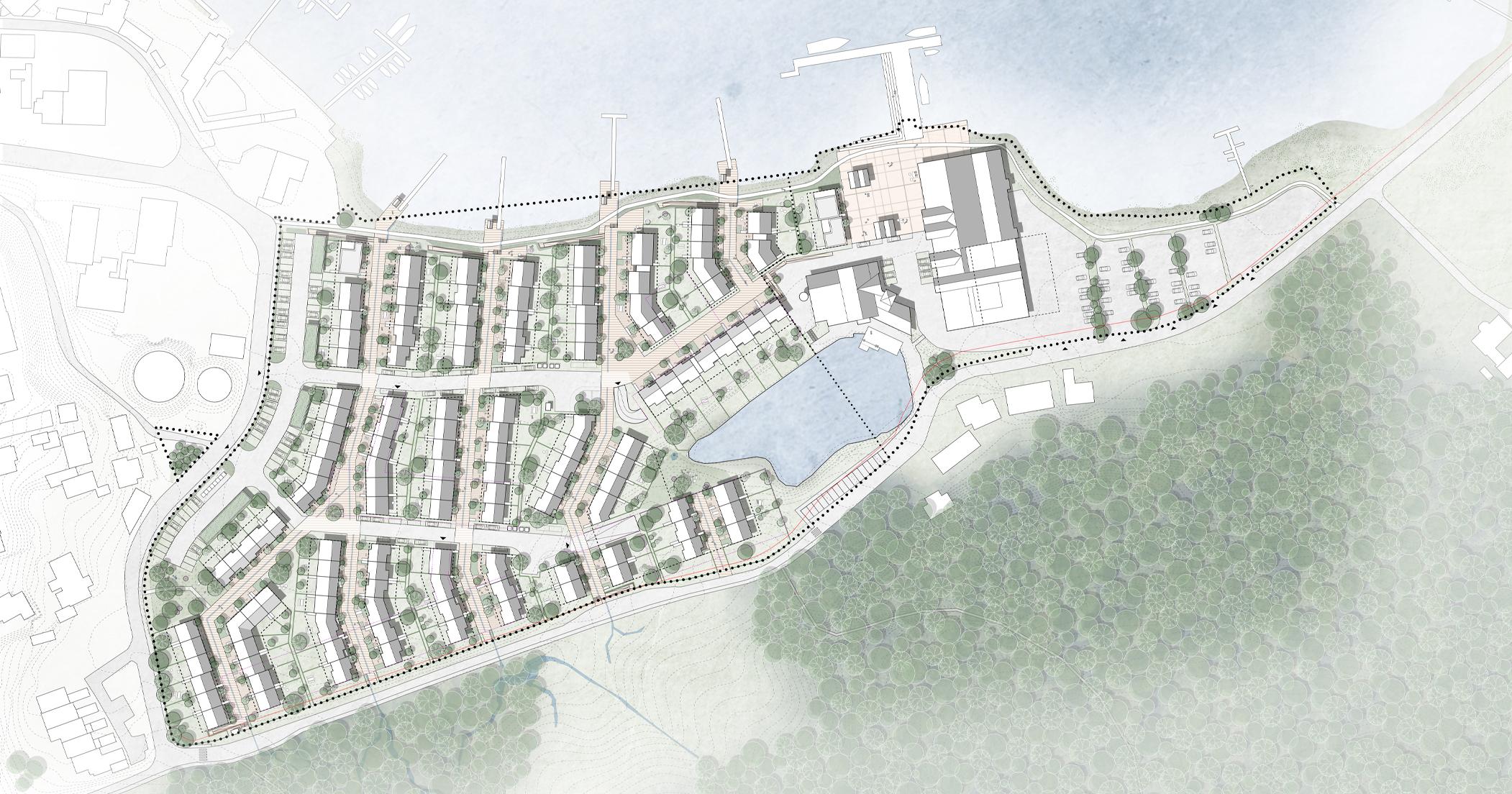 Ny Blaakilde – en moderne landsby i byen