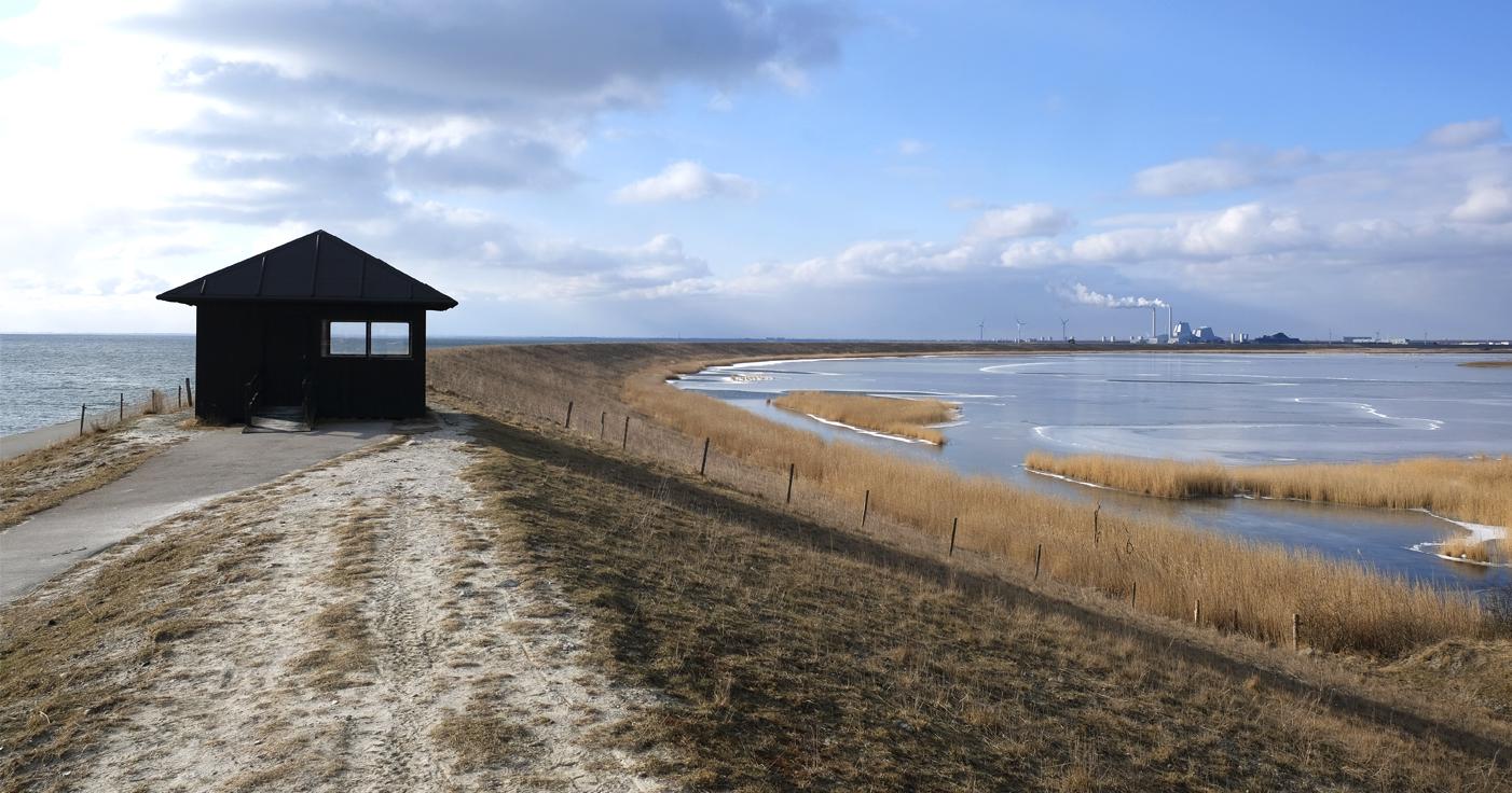 Nye faciliteter i Naturpark Amager