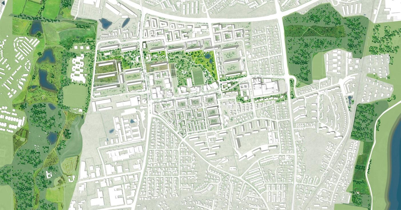 Gellerup og Toveshøj udviklingsplan 2,0