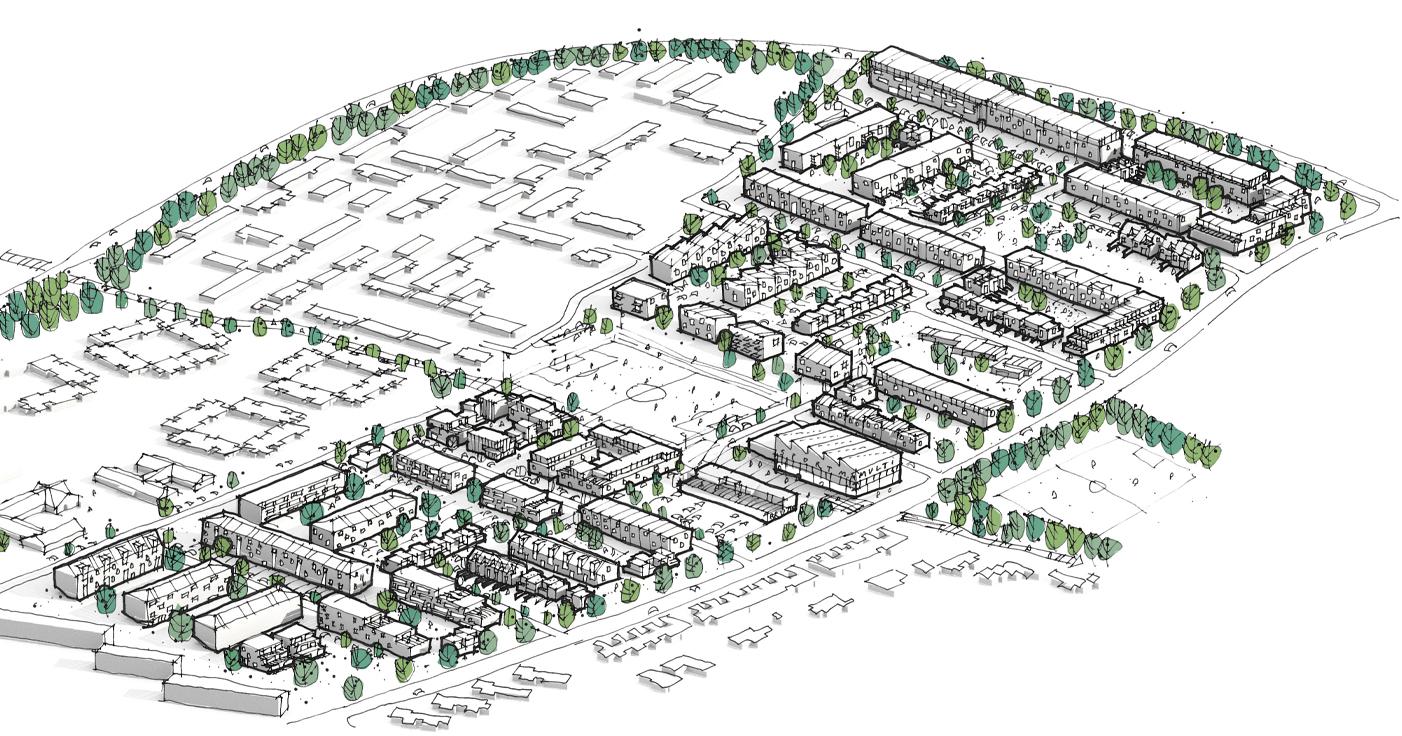 Udsatte boligområder Munkebo og Skovparken